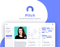 Pitch - Platform for recruiters (Case Study)