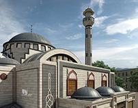 Mosque .K