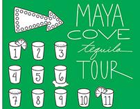 Maya Cove T-Shirts