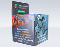 YMCA Donation Ads