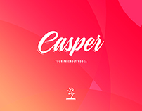 Casper_Your Friendly Vodka