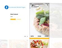 I Nazareni web page + app