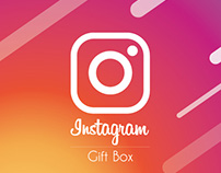 Gift box corporativo para Instagram