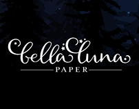 bella luna paper  |  custom design stationery company