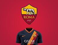 AS Roma | Classic Concept | Nike Football