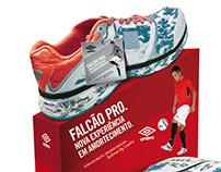 PDV Umbro Falcao Pro