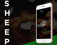 Sheep- Social networking app for Foodies