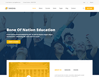Shiksha - Education HTML5 Template