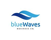 Blue Waves Logo