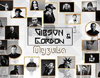 Gibson & Gordon - about Music.