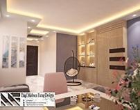 Eng.Ramy Eldesouky Apartment Design.
