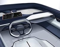Solitude - Autonomous vehicle for future travel
