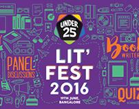 Under 25 Lit' Fest
