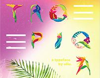 TROPIQA 🌺 FREE FONT