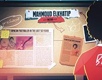 Mahmoud ElKhatip for Al Ahly SC