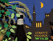 Straffe Artists -  Straffe Hendrik Wild