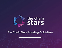 The Chain Stars Corporate Identity