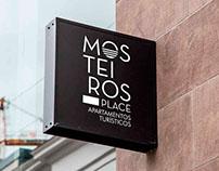 Mosteiros Place - Logo e Estacionário