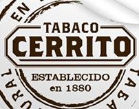 Diseño de identidad institucional // TABACO CERRITO