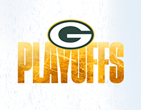 "Green Bay Packers ""Cold Gold"" Playoffs Campaign 19/20"