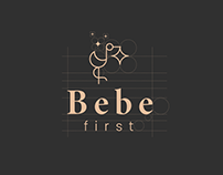 Bebe First Logotype
