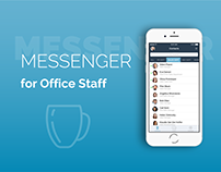 Messenger for Office Staff