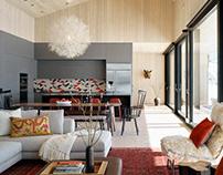 Dog Trot Residence by Carney Logan Burke Architects