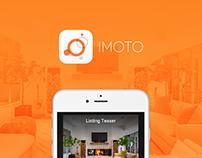 IMOTO Photo UX/UI App