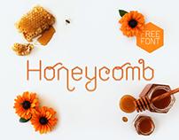 Honeycomb // Free Font