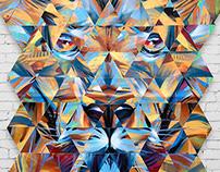 DECOSTRUZIONI_Rems182 + Fabio Zanino / Painting
