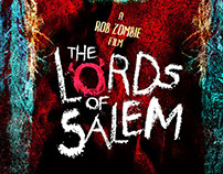 Lords Of Salem Poster