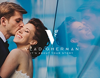 Vlad Gherman Logo