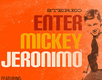 Mickey Jeronimo - CD Artwork