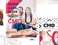 Brand / visual identity - CMO Construtora