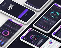 Upli Website / App / Branding
