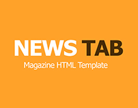 NewsTab - magazine and blog theme
