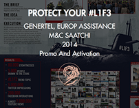 Genertel & Europ Assistance - PROTECT YOUR #L1F3