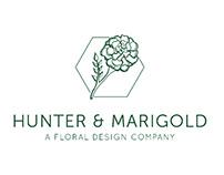 Florist Branding—Logo and Business Card