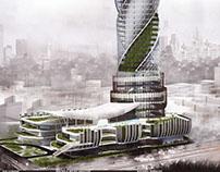 ESPIRAL Urban Artificial Ecosystem