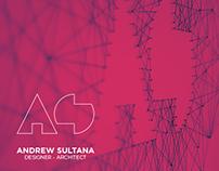 Andrew Sultana | Designer - Architect | Branding