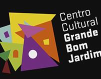 Animação logo Centro Cultural Grande Bom Jardim