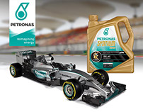 Petronas Egypt Web Design