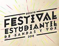 Festival De Bandas y Voz