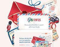 IGoStories / e-commerce project