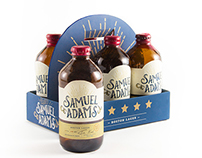 Samuel Adams Redesign