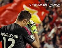 Promo Calcio Mediaset Premium - Quarti finale Champions