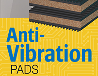 MC Anti-Vib Pads Packaging