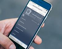 Prefeitura de Diamantina Website
