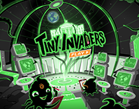Tiny Invaders | Game App Design