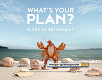 What's Your Plan? – Retirement Planning (4 TVCs)